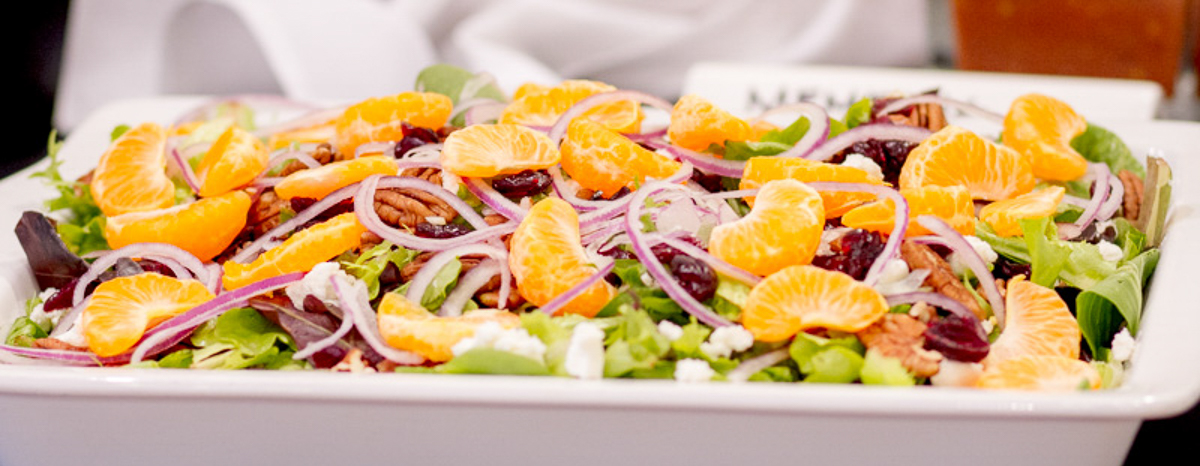 Wedding Reception Mandarin Salad