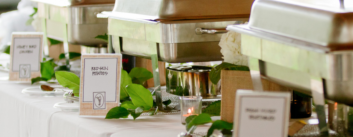 Buffet Reception Catering