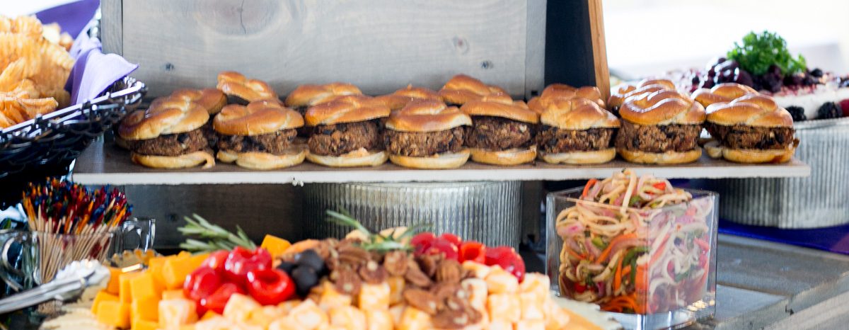 Catering Slider Burgers