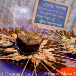 Corporate Catering Chicken Skewers