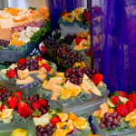 wedding Catering Fruit Plates