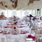 Outdoor Wedding Reception Grand Rapids