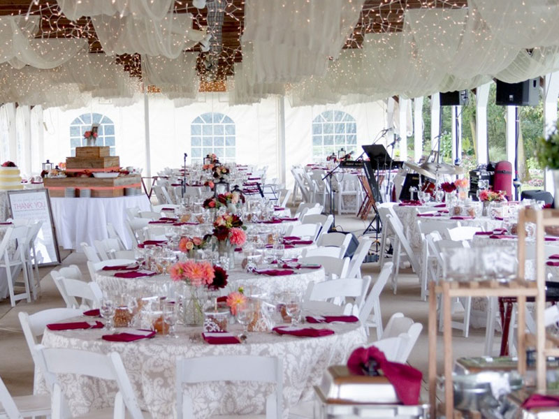 Wedding Reception Catered Creations