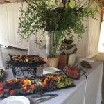 The right recipe for a wonderful wedding reception!