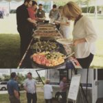 An Around the World Catered Company Picnic Earns a Round of Applause!