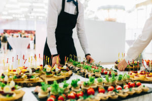 plan for your caterer meeting
