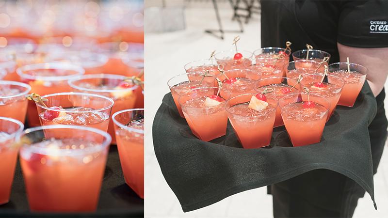 Singapore Slingback Cocktails