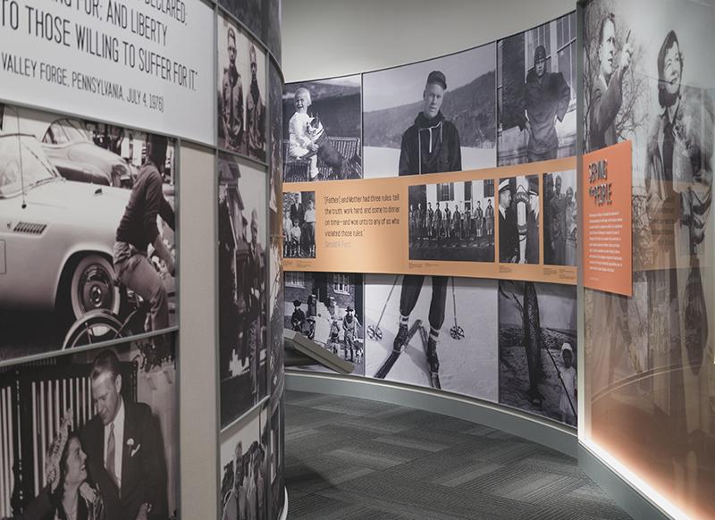 Ford Museum Exhibit