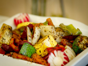 Grilled Vegetable Salad Catering