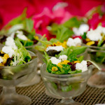 Wedding Catering Grand Rapids - Salad Cups