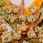 Hummus Chips Catering