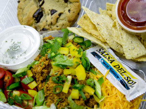 Catered Box Lunches Taco Salad