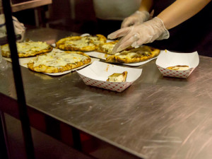 Birthday Party Catering Grand Rapids, Pizza Basket