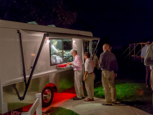 Food Truck Outdoor Event Catering