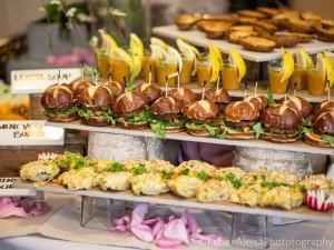 Wedding Catering Buffet Grand Rapids - Sliders