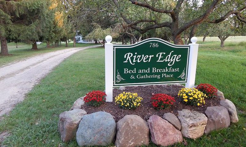 Events at River Edge Gathering Place