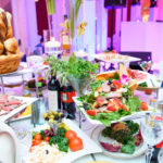 Catered Food Banquet Options