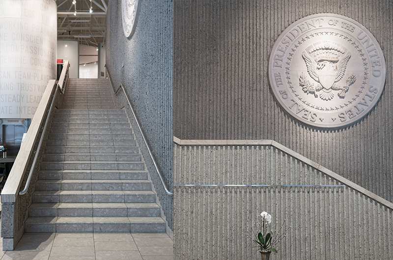 Ford Museum Staircase