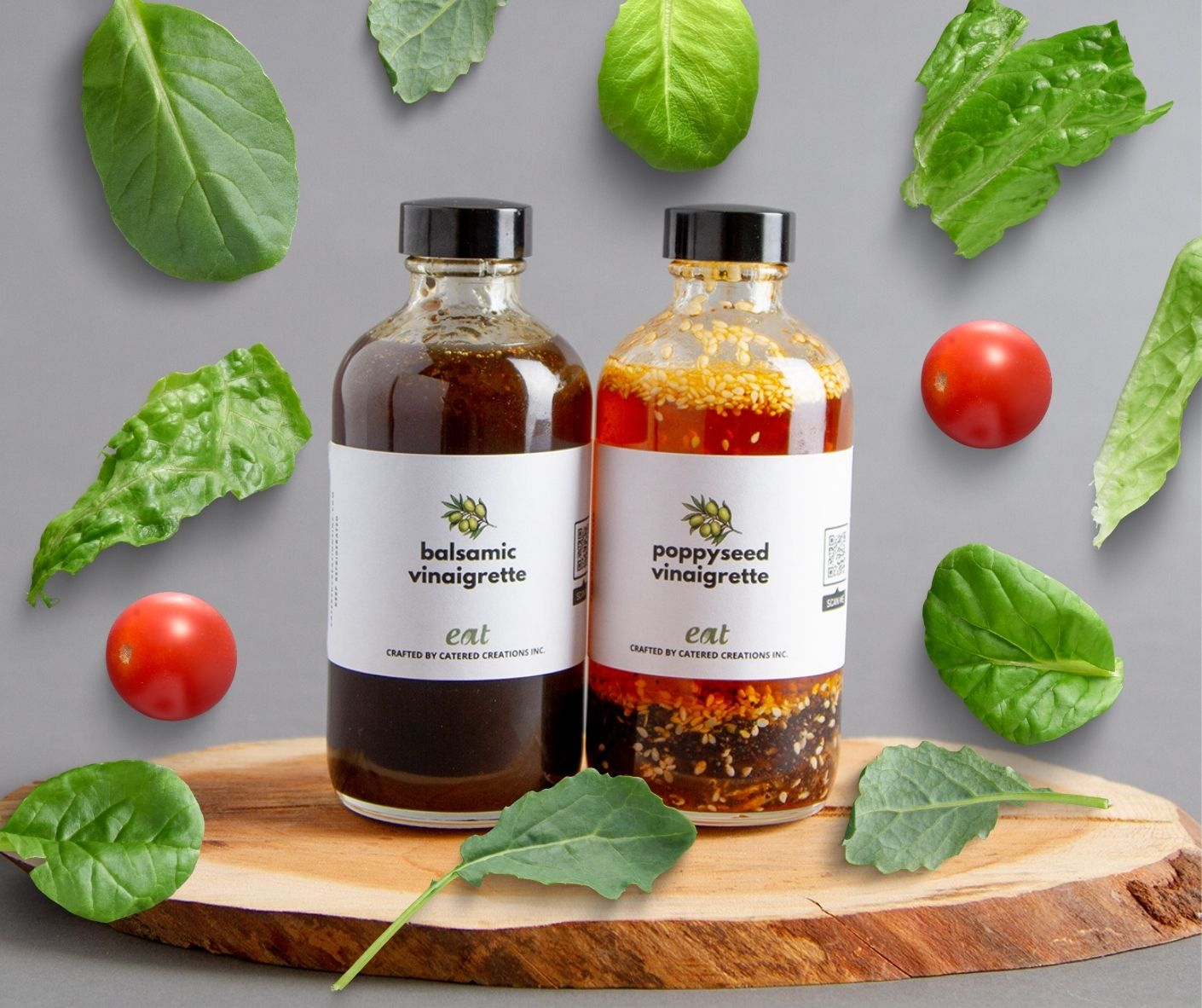 2 Pack house-made salad dressing